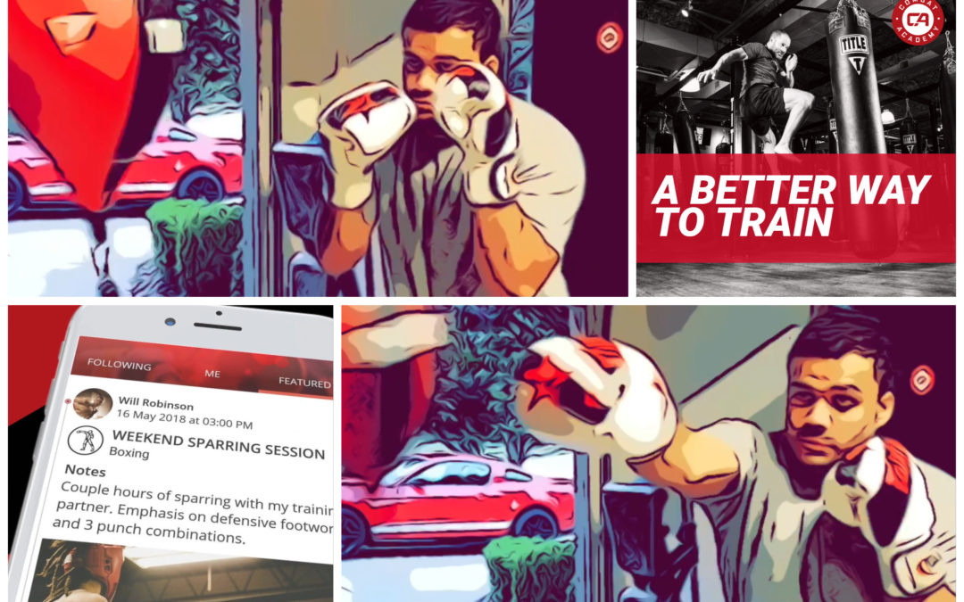 Discover why we Created a Martial Arts Training App