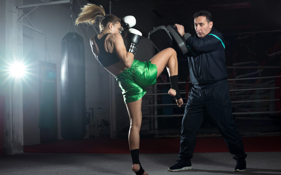 The Perfect Training Platform for MMA Instructors