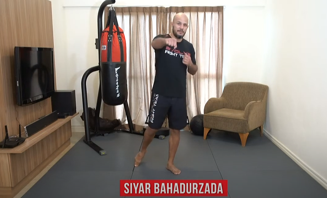 At Home Training Tips from Combat Academy