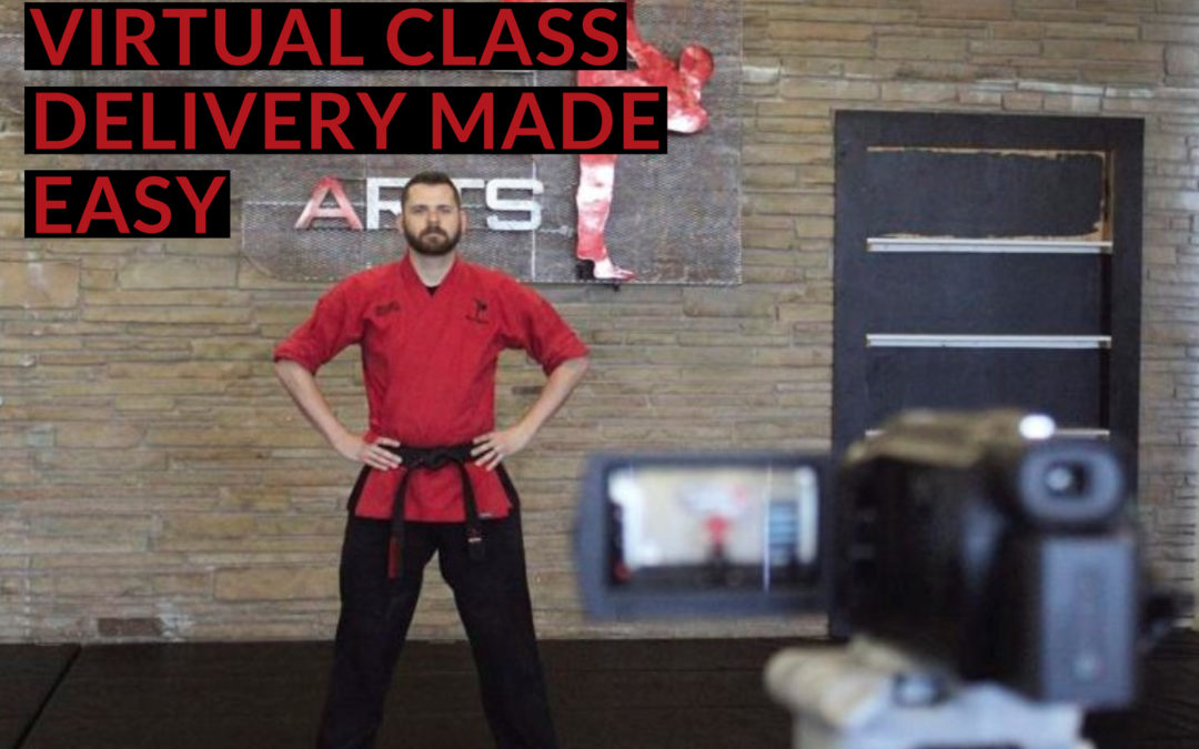 Using Combat Academy as a Platform to Deliver Online Training Videos