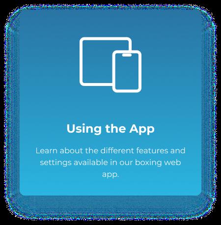 Using the App